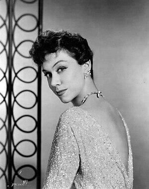 Patrice Munsel - Munsel in 1962