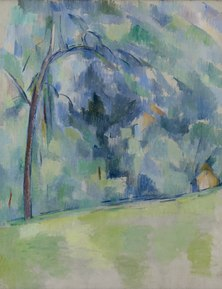 Paul Cézanne - Le matin en Provence (Morning in Provence) - 1936-6 - Albright–Knox Art Gallery.tiff