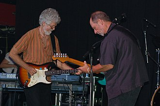 Fred Tackett - Image: Paul and Fred