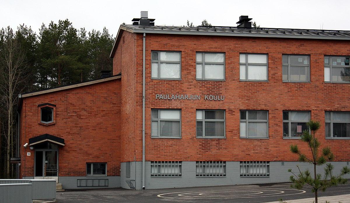 Paulaharjun Koulu