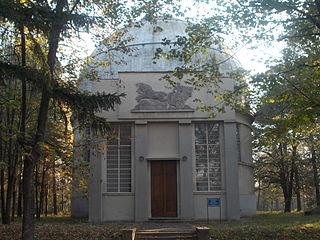 Belgrade Observatory astronomical observatory in Belgrade, Serbia