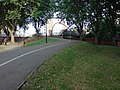 Pedestrian and Cycle Path off Butcher Row - geograph.org.uk - 1372773.jpg