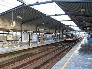 Penitenciaría (Monterrey Metro) Monterrey metro station