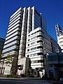 Pentel Building, at Nihonbashi-Koamicho, Chuo,Tokyo (2019-01-02) 02.jpg