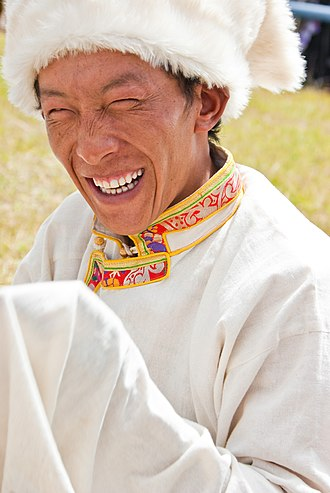 Humour - Image: People of Tibet 8