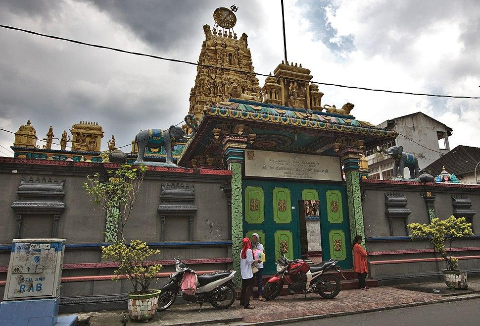 Perhimpunan Shri Mariamman (Mariamman Hindu Temple), Medan