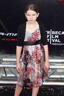 Perla Haney-Jardine Brazilian-American actress