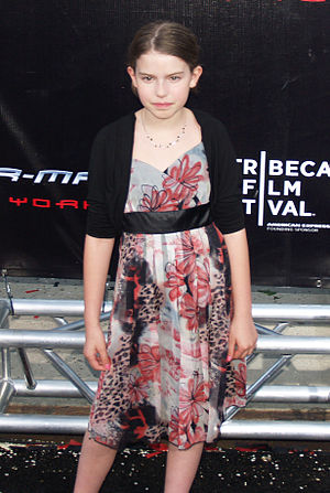 Perla Haney-Jardine - Haney-Jardine at the premiere of Spider-Man 3 in 2007