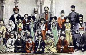 Iranian Assyrians - Assyrians from Sena, Persia, around Lake Urmia