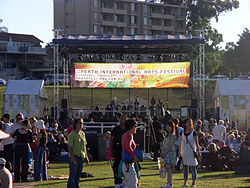 Perth International Arts Festival Match 2007.
