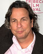 Peter Farrelly at the 2009 Tribeca Film Festival premiere of The Farrelly Brothers' Lost Son of Havana.
