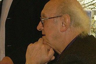 Petros Markaris - Petros Markaris in 2007