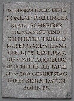 Photo of Stone plaque № 10636