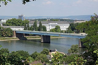 Pfaffendorf Bridge