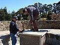 Philo T Farnsworth sculpture (installation) (4940936066).jpg