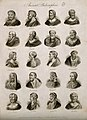 Philosophers; twenty portraits of classical thinkers. Engrav Wellcome V0006810.jpg