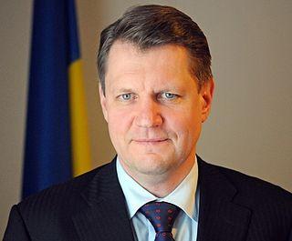 Viacheslav Yatsiuk Ukrainian diplomat