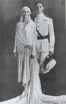 Photo of the Duke ond Duchess of Aosta (1906-1986).jpg