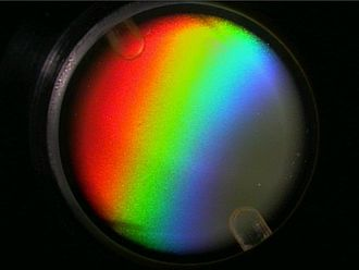 Expedition 2 - Image: Physics of Colloids in Space (PCS) experiment on the International Space Station 2001