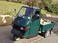 Piaggio Ape 50. 50cc Petrol Engine Pick Up Truck - Flickr - mick - Lumix.jpg