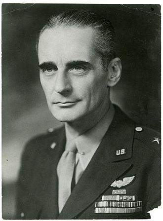 Pierpont M. Hamilton - Hamilton as a brigadier general, circa 1949.
