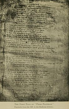 piers plowman Notes&on&piers&plowman& the poem is essentially a religious work, filled with the religious doctrines, dogma, views, and sentiments of medieval catholicism.