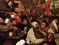 Pieter Bruegel the Elder - The Peasant Dance (detail) - WGA3501.jpg