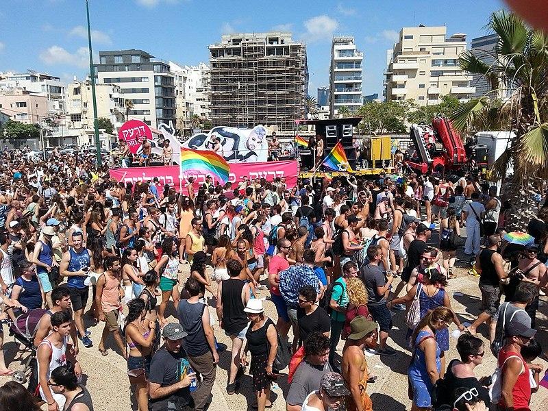 מצעד האהבה בתל אביב 2015