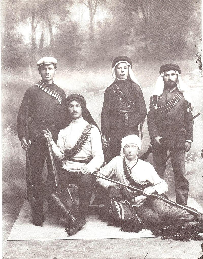 קבוצת שומרים בכפר סבא