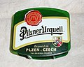 Pilsner Urquell beer coaster holder (1).jpg