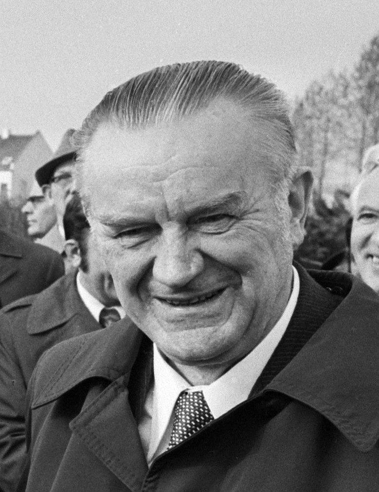 Piotr Jaroszewicz 1977