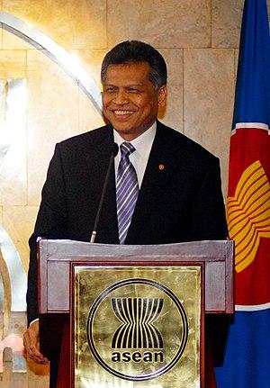 Surin Pitsuwan - Image: Pitsuewan