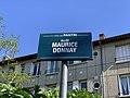 Plaque Allée Maurice Donnay - Pantin (FR93) - 2021-04-27 - 2.jpg