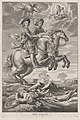 Plate 10- The King of Hungary and Ferdinand on horseback; from Guillielmus Becanus's 'Serenissimi Principis Ferdinandi, Hispaniarum Infantis...' MET DP874813.jpg