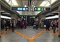 Platform for L4 at Jiaomen West Station (20161211161608).jpg