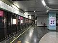 Platform of Baishizhou Station 1.jpg