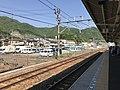 Platform of Itozaki Station 2.jpg