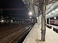 Platform of TRA Changhua Station in late night 01.jpg