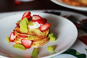 Pancake - Image: Platt brunch