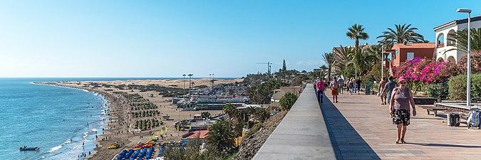 Playa Del Ingles Hintataso