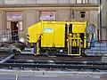 Podbabská, kolejový pracovní stroj (01).jpg