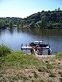 Podbabský přívoz, pohled z Podhoří k Podbabě.jpg