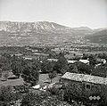 Pogled s Slapa proti Budanjam in Vrhpolju 1958.jpg