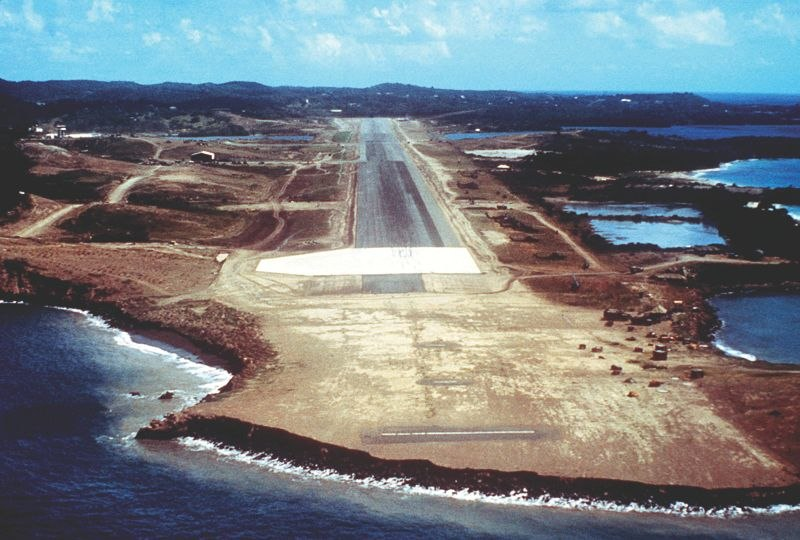 Point Salinas International Airport, Grenada