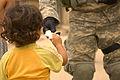 Police, Soldiers Visit Iraqi Civilians DVIDS116297.jpg
