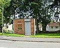 Police Box , Russell Drive, Malpas - geograph.org.uk - 1448610.jpg