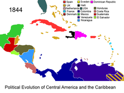 Political Evolution of Central America and the Caribbean 1844 na.png