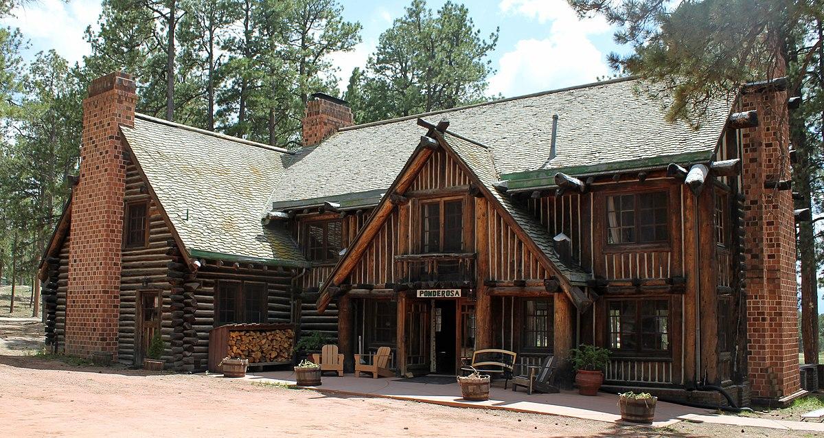 Ponderosa Lodge Wikipedia