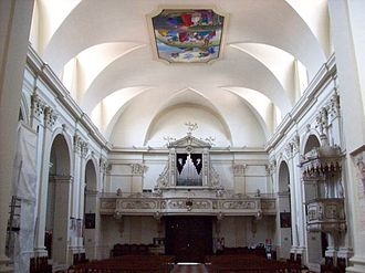 Pordenone - St. Mark Cathedral.