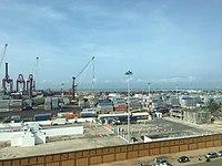 Port autonome de Cotonou vu de haut (3).jpg